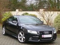 Car of the week - Audi A5 3.0 TDI Quattro S Line S-Tronic (Pan Roof, Nav) - Only £22,995