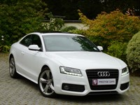 Car of the week - Audi A5 2.0 TFSI Quattro S Line Special Edition S-Tronic (Pan Roof) - Only £19,995