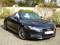 Car of the week - Audi TT 3.2 Quattro S-Tronic Roadster (Total Spec) - Only £14,995