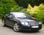 Used Bentley Continental GT (Only 20,000 miles)