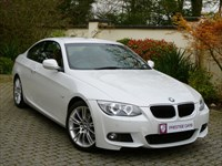 Car of the week - BMW 320d M Sport Coupe Auto (Massive Spec) - Only £18,995