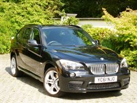 Car of the week - BMW X1 xDrive23D M Sport Auto (Sat Nav) - Only £20,995