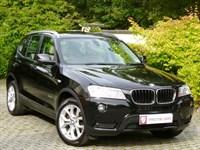 Used BMW X3 xDrive20D SE Auto (V. High Spec)