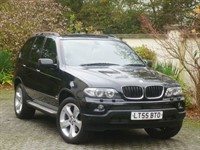 Used BMW X5 3.0D Sport Auto (Pan Roof, Nav)