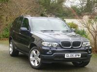 Used BMW X5 3.0D Sport Auto (Great Spec. FSH)