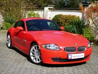 Car of the week - BMW Z4 3.0si Sport Coupe (Only 12000 miles) - Only £17,995