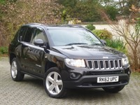 Used Jeep Compass 2.4 Limited 4WD Auto (High Spec)