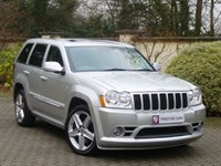 Used Jeep Grand Cherokee SRT-8 Auto (Massive Spec)