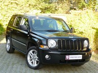 Used Jeep Patriot 2.2 CRD Overland (Very High Spec)