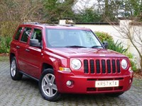 Used Jeep Patriot 2.0 CRD Limited