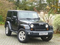 Used Jeep Wrangler 2.8 CRD Ultimate Auto