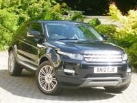 Used Land Rover Range Rover Evoque 2.2 SD4 Prestige Coupe Auto