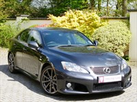 Car of the week - Lexus IS F 5.0 V8 8G Auto (417 bhp) - Only £21,995