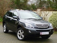 Used Lexus RX 400h SE-L Auto (Navigation, Media, I.C.E)