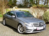 Car of the week - Mercedes C220 CDI BlueEFFICIENCY AMG Sport 7G Auto Edition 125 - Only £20,995