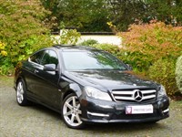 Used Mercedes C350 BlueEFFICIENCY AMG Sport Auto (Pan Roof)