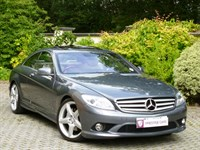 Car of the week - Mercedes CL500 7G Auto AMG Sports Pack - Only £32,995