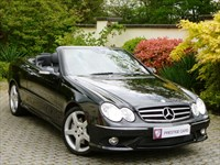 Used Mercedes CLK280 AMG Sport Convertible 7G Auto (Low Miles)