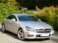 Car of the week - Mercedes CLS350 CDI BlueEFFICIENCY AMG Sport 7G Auto - Only £27,495