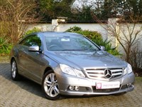 Car of the week - Mercedes E350 CDI BlueEFFICIENCY SE 7G Auto (Only 19,000 mls) - Only £18,995