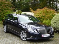 Car of the week - Mercedes E350 CDI BlueEFFICIENCY Sport Estate 7G Auto (7 Seater) - Only £22,995
