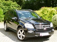 Car of the week - Mercedes GL320 CDI 4Matic 7G Auto 7 Seater (Very High Spec) - Only £22,495