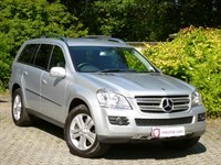 Used Mercedes GL320 CDI 4Matic 7G Auto 7 Seater