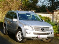 Car of the week - Mercedes GL420 CDI 4Matic 7G Auto - Only £22,495