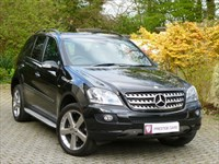 Used Mercedes ML320 CDi Edition 10 7G Auto (Sat Nav, Low Miles)