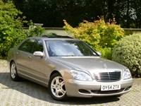 Used Mercedes S500 L 7G Auto (Massive Spec)