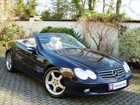 Used Mercedes SL350 Auto (Sat Nav) Low Miles