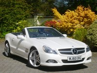 Used Mercedes SL350 7G Auto Sport Pack (Pano Roof)