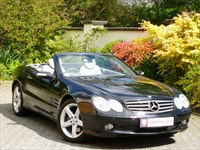 Used Mercedes SL500 7G Auto (Panoramic Roof)