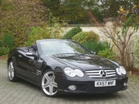 Used Mercedes SL500 Sport Edition 7G Auto ( V. High Spec)