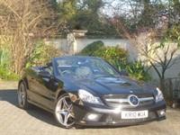 Used Mercedes SL500 Night Edition 7G Auto (Massive Spec)