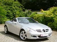 Used Mercedes SLK350 Auto (Only 31,000 miles)
