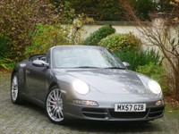 Used Porsche 911 Carrera 4S Tiptronic S Convertible