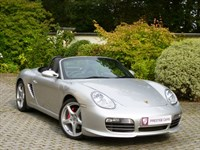 Car of the week - Porsche Boxster 3.4 S Sport Edition Tiptronic S (only 6000 mls) - Only £24,995