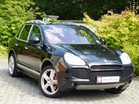 Car of the week - Porsche Cayenne Turbo Tiptronic S (Very High Spec) - Only £16,995