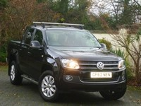 Used VW Amarok 2.0 BiTDi Highline 4Motion Per DSG D/Cab Pick-up