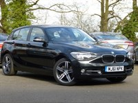 Used BMW 118i 1 Series Sport with BMW Multi Media