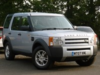 Used Land Rover Discovery 3 TDV6 GS with Full Leather