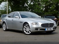 Used Maserati Quattroporte V8 with 19 inch Sport Design Alloys/'07 Model Year