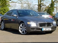 Used Maserati Quattroporte V8 Sport GT ZF Full Auto with Big Spec