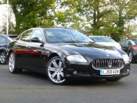 Used Maserati Quattroporte S Auto Facelift with Big Spec