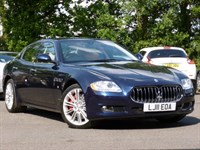 Used Maserati Quattroporte S with Big Spec and Low Mileage