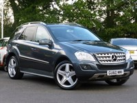 Used Mercedes ML350 ML Cdi Blueefficiency Sport