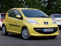 Used Peugeot 107 Urban 2-Tronic 3dr