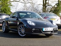 Used Porsche Cayman 24v PDK with Big Spec
