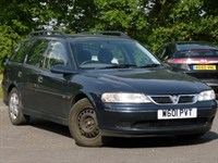 Used Vauxhall Vectra LS 16v